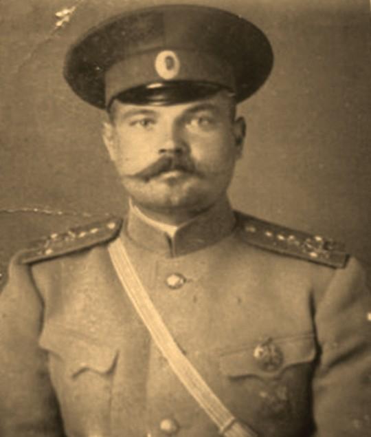 Михаил Михайлович Левестам