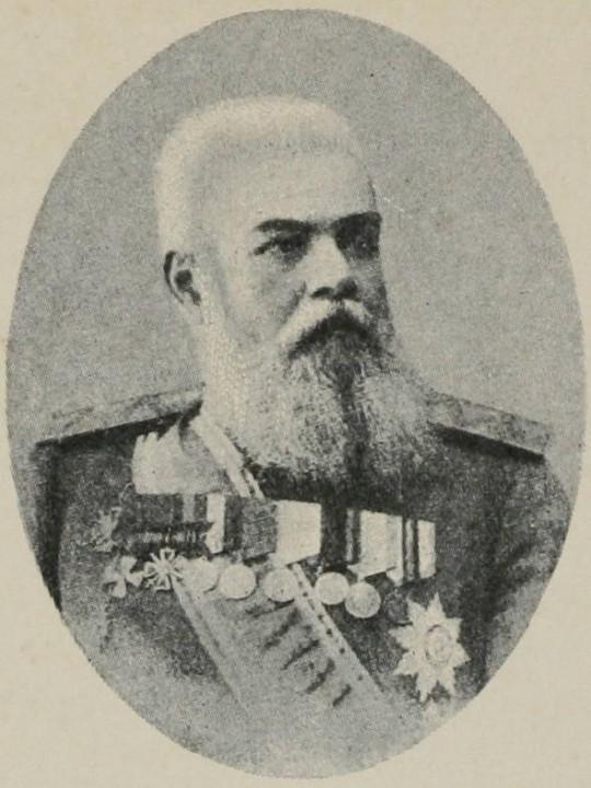 Генерал Михаил Юльевич Левестам