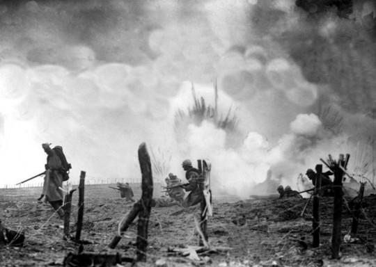 Франция, Верден. I Мировая война<br><i>1916 год</i>