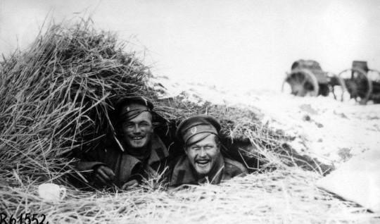I Мировая война, Восточный фронт<br><i>1918 год</i>